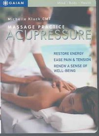 Massage Accupressure - (Region 1 Import DVD)