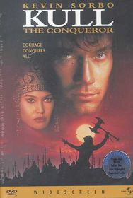 Kull the Conqueror - (Region 1 Import DVD)