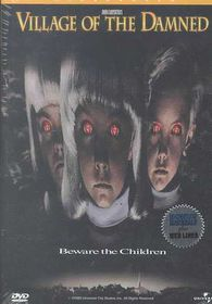Village of the Damned - (Region 1 Import DVD)