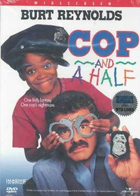 Cop and a Half - (Region 1 Import DVD)