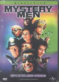 Mystery Men - (Region 1 Import DVD)