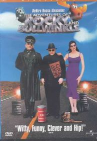 Adventures of Rocky and Bullwinkle - (Region 1 Import DVD)