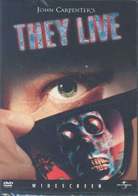 They Live / (Ws Sub Dol) - (Australian Import DVD)