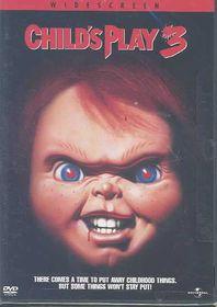 Child's Play 3 - (Region 1 Import DVD)