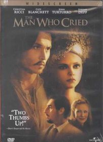 Man Who Cried - (Region 1 Import DVD)