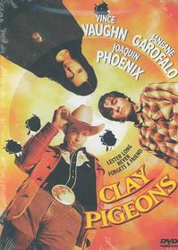 Clay Pigeons - (Region 1 Import DVD)