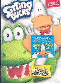 Sitting Ducks:Season 1 Quack Pack - (Region 1 Import DVD)