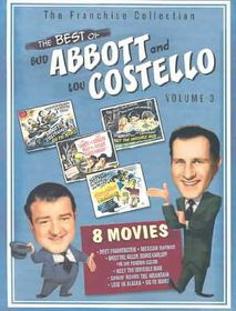 Best of Bud Abbott and Lou Costello Vol 3 - (Region 1 Import DVD)