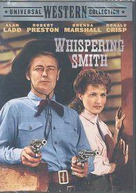 Whispering Smith - (Region 1 Import DVD)