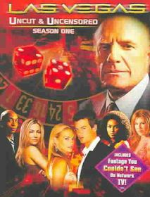 Las Vegas:Season One (Uncut and Uncensored) - (Region 1 Import DVD)