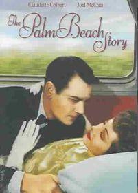 Palm Beach Story - (Region 1 Import DVD)
