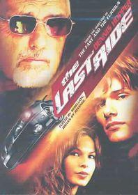 Last Ride - (Region 1 Import DVD)