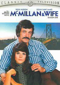 Mcmillan & Wife:Season One - (Region 1 Import DVD)