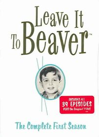 Leave It To Beaver - The Complete First Season - (Region 1 Import DVD)