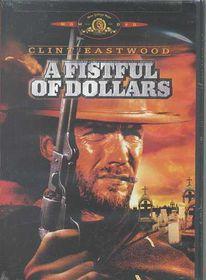 Fistful of Dollars (Region 1 Import DVD)