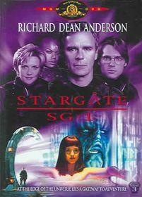 Stargate Sg:1 Vol 3 - (Region 1 Import DVD)