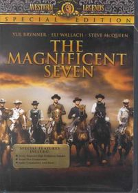 Magnificent Seven - Special Edition - (Region 1 Import DVD)