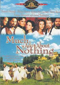 Much Ado About Nothing - (Region 1 Import DVD)