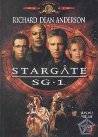 Stargate Sg-1 Season 2 Volume 3 - (Region 1 Import DVD)
