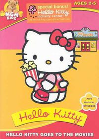 Hello Kitty:Goes to the Movies - (Region 1 Import DVD)