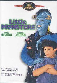 Little Monsters - (Region 1 Import DVD)
