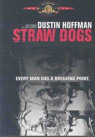 Straw Dogs - (Region 1 Import DVD)
