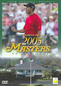 Highlights of the 2005 Masters Tournament - (Region 1 Import DVD)