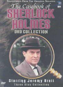 Casebook of Sherlock Holmes - (Region 1 Import DVD)