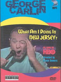 George Carlin:What Am I Doing in Nj - (Region 1 Import DVD)