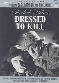 Sherlock Holmes:Dressed to Kill - (Region 1 Import DVD)