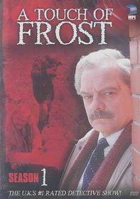 Touch of Frost Season 1 - (Region 1 Import DVD)