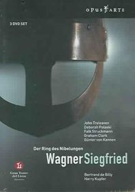 Wagner - Bbc Opus Arte Dvd - Siegfried (DVD)