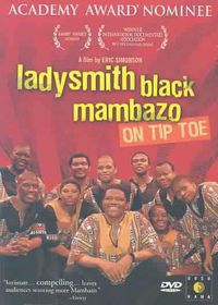 Ladysmith Black Mambazo:on Tip Toe - (Region 1 Import DVD)
