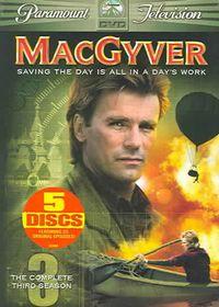 Macgyver:Complete Third Season - (Region 1 Import DVD)
