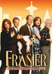 Frasier:Complete Third Season - (Region 1 Import DVD)
