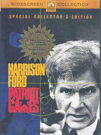 Patriot Games - (Region 1 Import DVD)