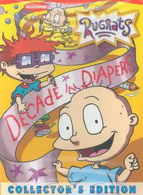 Rugrats:Decade in Diapers - (Region 1 Import DVD)