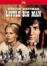 Little Big Man - (Region 1 Import DVD)