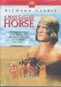 Man Called Horse - (Region 1 Import DVD)