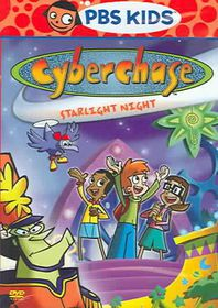 Cyberchase:Starlight Night - (Region 1 Import DVD)