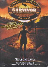 Survivor -Season Two, The Australian Outback - The Greatest & Most Outrageous Moments (Region 1 Import DVD)