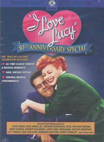 I Love Lucy:50th Anniversary - (Region 1 Import DVD)