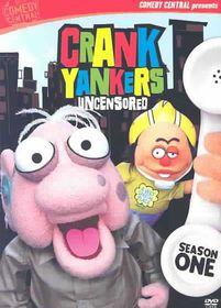 Crank Yankers:Season 1 Uncensored - (Region 1 Import DVD)