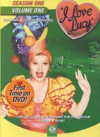 I Love Lucy:Season One Vol 1 - (Region 1 Import DVD)