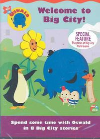 Oswald:Welcome to Big City - (Region 1 Import DVD)