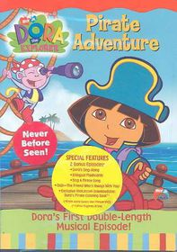 Dora the Explorer:Pirate Adventure - (Region 1 Import DVD)