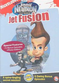 Jimmy Neutron:Jet Fusion - (Region 1 Import DVD)