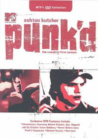 Punk'd:Complete First Season - (Region 1 Import DVD)