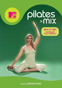 Mtv Pilates Mix - (Region 1 Import DVD)