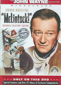 McLintock: Special Collector's Edition - (Region 1 Import DVD)